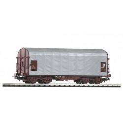 PIKO HO 97098   Wagon baché...