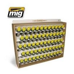 A.MIG-8005 Présentoir 60...