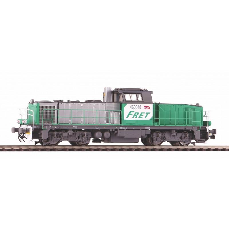 Piko 96486 HO BB 60000 SNCF époque  VI Dcc sonorisée