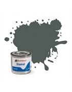 Peintures Enamel
